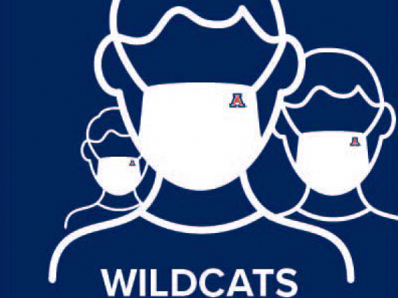 Wildcats Mask Together